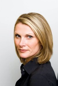 Clare McAndrew, Photo for ARTINFO by Kip Carroll