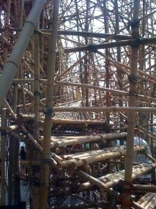 The Starn Brothers, Big Bamboo