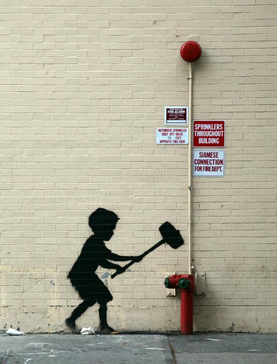 BanksyUWS