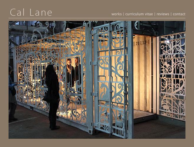 Cal Lane's site